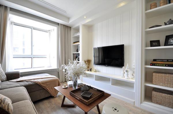 本案摒弃了繁华的装饰,以功能舒适为导向,空间做了合理细致规划,设计风格上结合新美式家具配合美式文化元素,从复杂到简单,从整体到局部,打造个性品味的生活态度!
