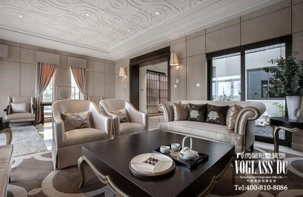 别墅装修设计公司-武汉尚层装饰以家为界,探讨高端家居生态,打造专属高品质的别墅生活,还原生活本质。