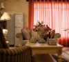 地中海与美式风的混搭品味公寓