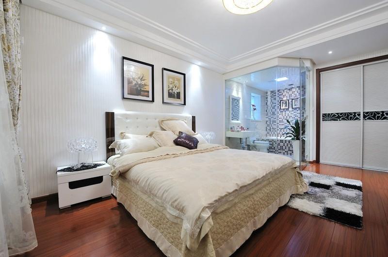 简约 三居 收纳 旧房改造 卧室图片来自名仕装饰-小飞在时尚的代表的分享