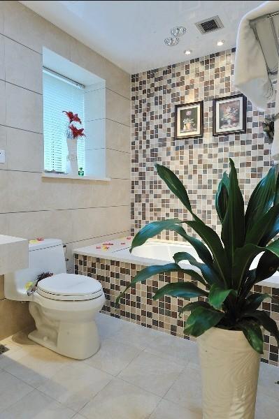 简约 三居 收纳 旧房改造 卫生间图片来自名仕装饰-小飞在时尚的代表的分享