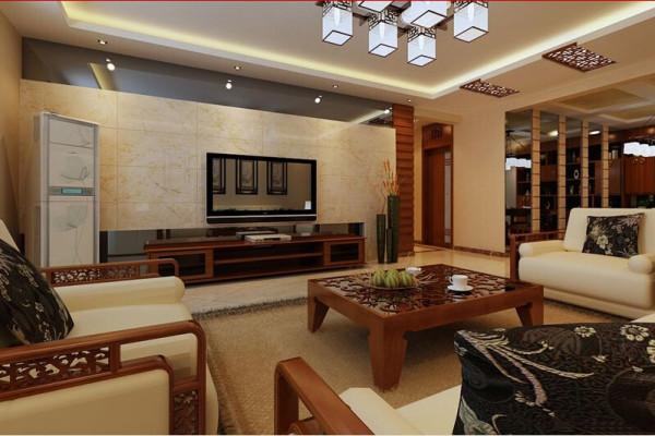 现代手法演绎着悠久缠绵的东方文化,使居室庄重简约,色调优雅温馨。走出华贵沐浴在淡淡的清新的居室空间里,呼吸着家饰带来优雅稚嫩的气息