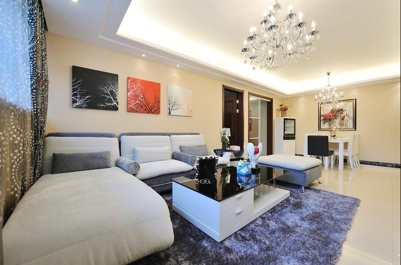 简约 三居 收纳 旧房改造 客厅图片来自名仕装饰-小飞在时尚的代表的分享