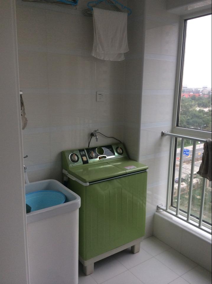 阳台图片来自今朝装饰李海丹在中信新城的分享