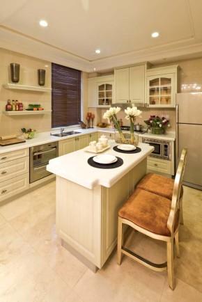 简约 新古典 别墅 小资 厨房图片来自北京装修设计o在新古典风格远洋遨北二期的分享
