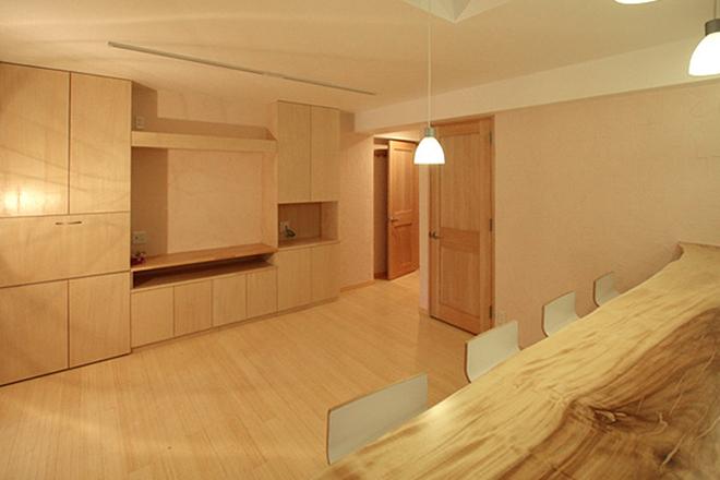 二居 简约 80后 客厅图片来自天津都市新居装饰有限公司在博雅公馆的分享