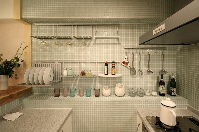 二居 简约 80后 厨房图片来自天津都市新居装饰有限公司在博雅公馆的分享