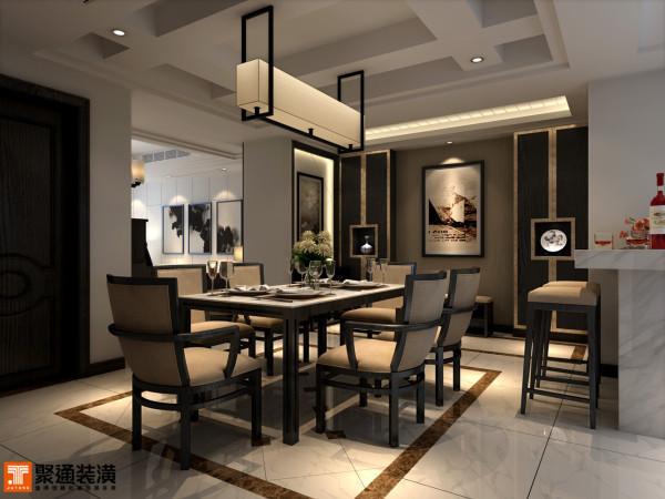保利茉莉公馆别墅装修现代风格设计方案展示——上海聚通装璜!
