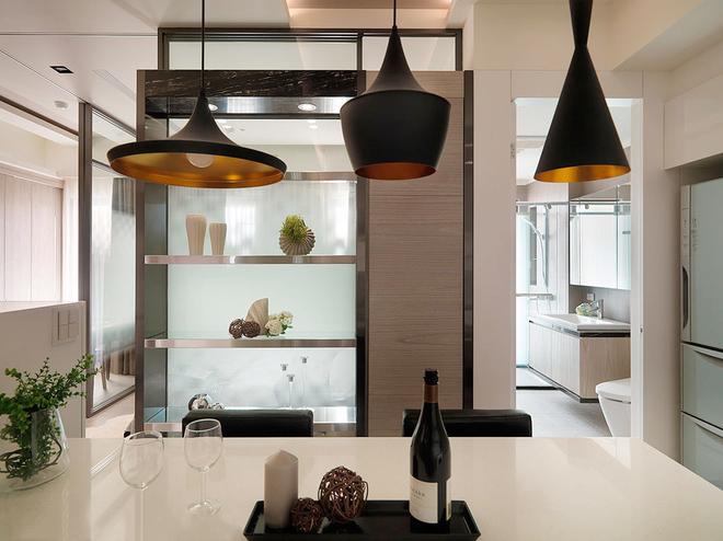 简约 白领 80后 厨房图片来自天津都市新居装饰有限公司在恒盛SOHO二号楼的分享