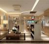 客厅 现代  混搭风格 收房装修 成都高度国际