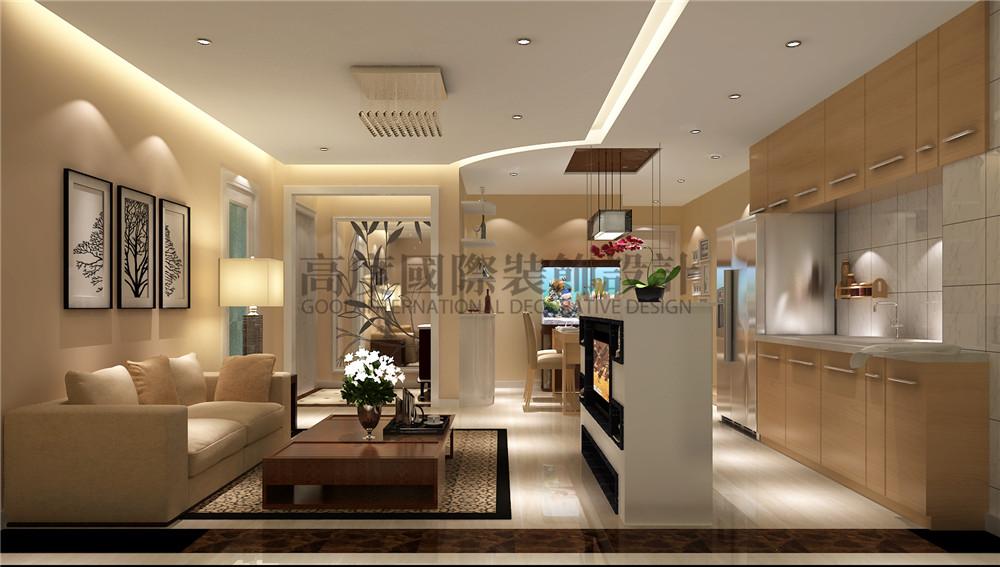 简约 二居 白领 收纳 80后 小资 客厅图片来自成都高度国际在高度最新设计装修案例 现代风格的分享