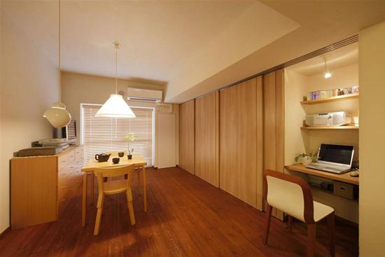 日升装饰 西安日升装 其他图片来自装修设计芳芳在日式130平温馨五口之家的分享