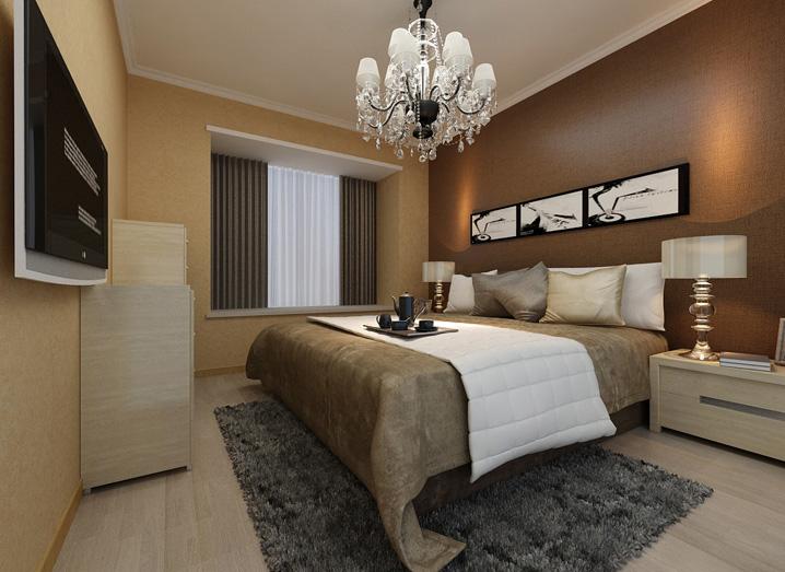 二居 奥园春晓 现代简约 全套餐模式 卧室图片来自传承正能量在13万现代简约两居【奥园春晓】的分享