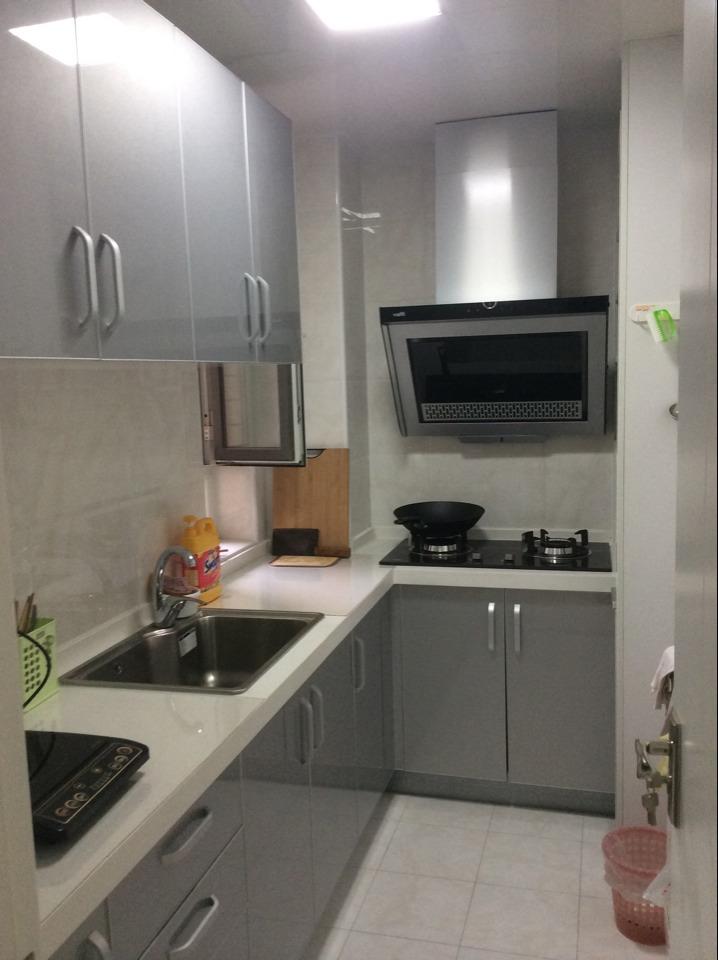 厨房图片来自今朝装饰李海丹在中信新城的分享