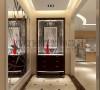 玄关 现代  混搭风格 收房装修 成都高度国际