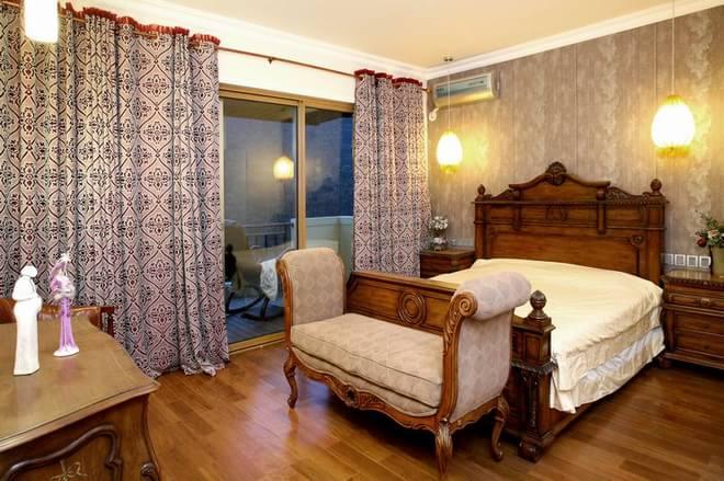 二居 白领 旧房改造 卧室图片来自天津都市新居装饰有限公司在河西泰达园 中式 都市新居的分享