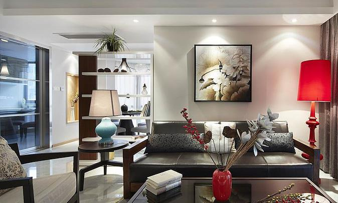 欧式 三居 小资 混搭 大气 品红 客厅图片来自佰辰生活装饰在典雅大气品红欧式混搭的分享