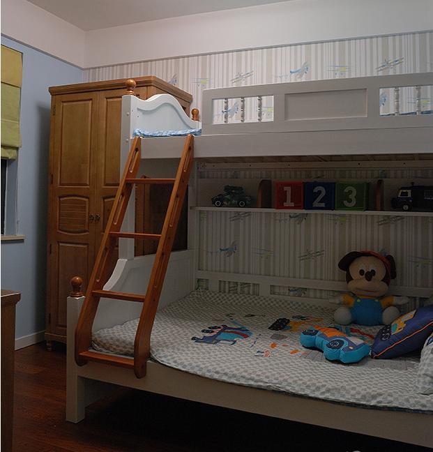 卧室图片来自佰辰生活装饰在131平低调奢华和新古典完美邂逅的分享