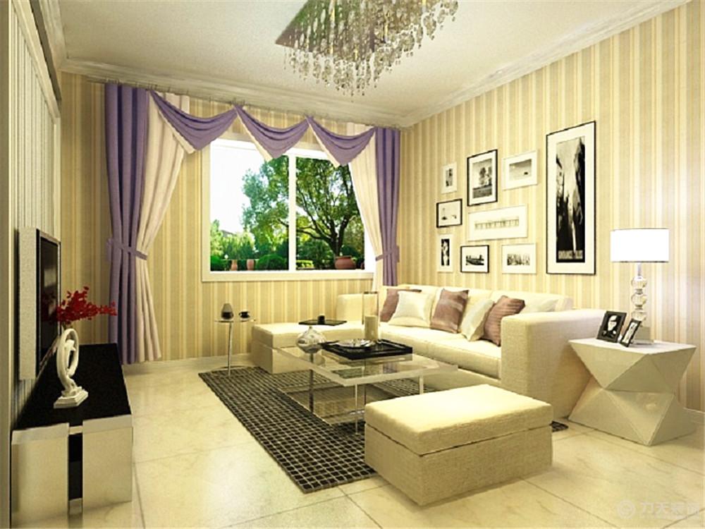 简约 二居 白领 收纳 80后 小资 客厅图片来自阳光放扉er在米兰阳光-92㎡-简约风格的分享