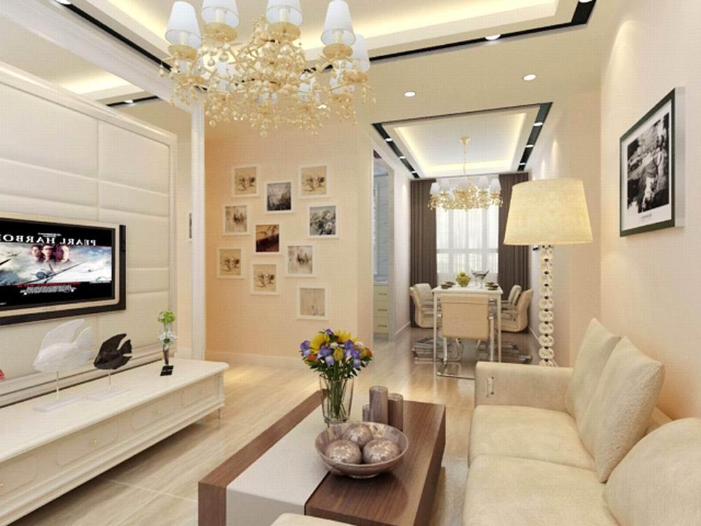 简约 二居 白领 收纳 旧房改造 80后 小资 客厅图片来自阳光力天装饰梦想家更爱家在屿东城2室2厅64.4㎡的分享