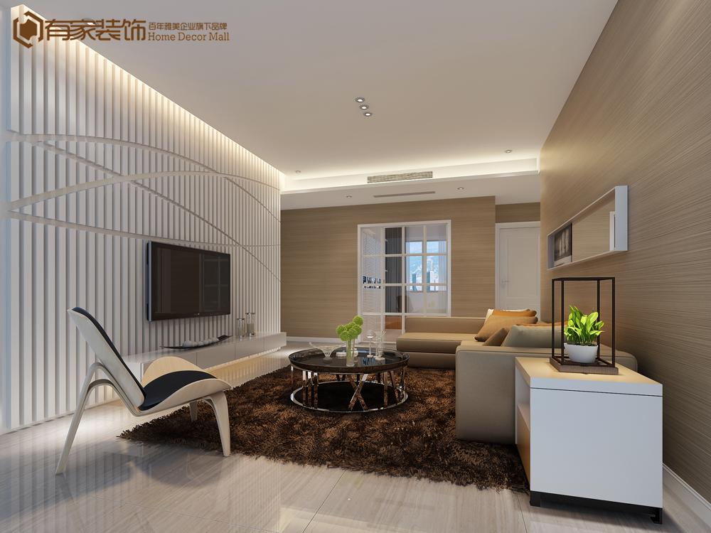 客厅图片来自福州有家装饰-小彭在茶园山庄的分享