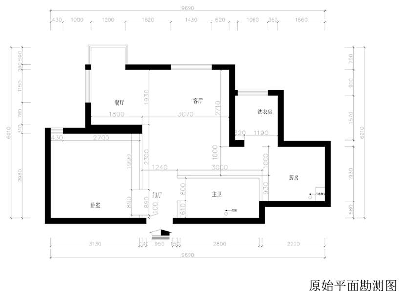 混搭 一居室装修 新房装修 其他图片来自实创装饰上海公司在虚实隐现的禅意空间的分享