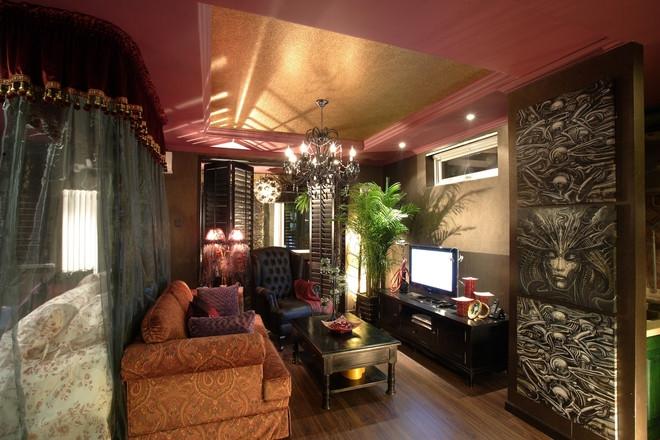 80后 小资 白领 客厅图片来自天津都市新居装饰有限公司在河西龙都花园 东南亚 都市新居的分享