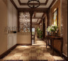 成都高度国际装饰设计-玄关