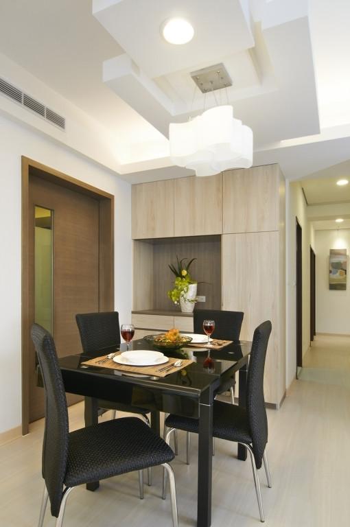 二居 简约 白领 80后 餐厅图片来自天津都市新居装饰有限公司在红桥水西园 现代 都市新居的分享
