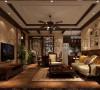 成都高度国际装饰设计-客厅