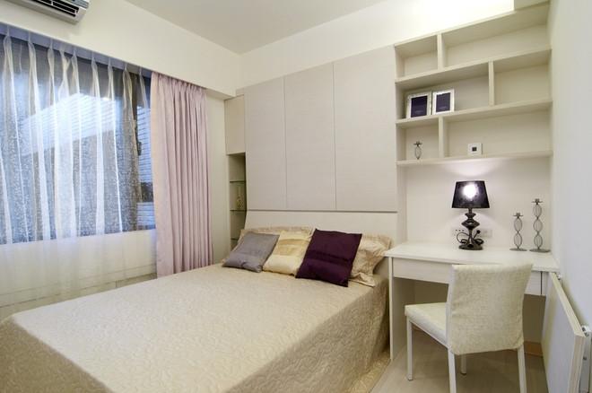 二居 简约 白领 80后 卧室图片来自天津都市新居装饰有限公司在红桥水西园 现代 都市新居的分享