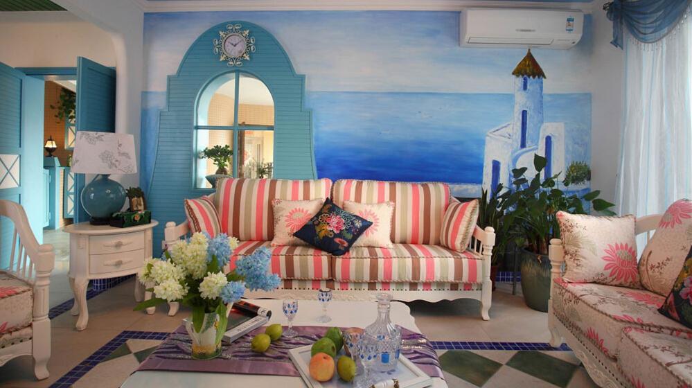客厅图片来自亚光亚装饰在金地朗悦的分享
