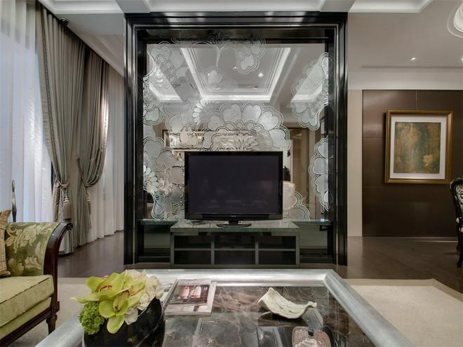 简约 日式 四居 收纳 80后 客厅图片来自孙进进在175平四居日式皇家极品公寓的分享