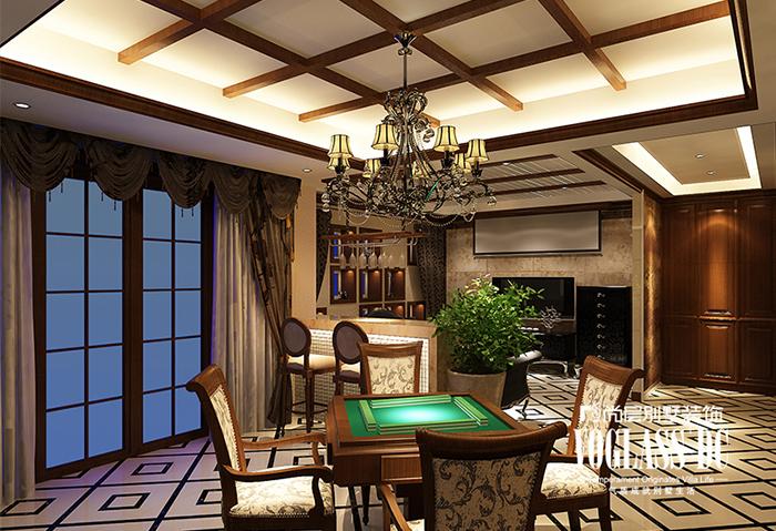 别墅 别墅装修 法式 别墅设计 80后 小资 其他图片来自武汉尚层装饰小周在金地格林的分享