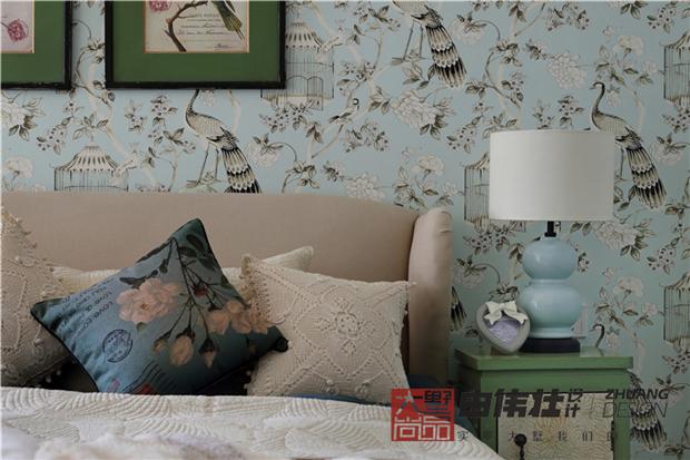 三居 美式 小清新 卧室图片来自大墅尚品-由伟壮设计在『美の风』—美式乡村风格的分享