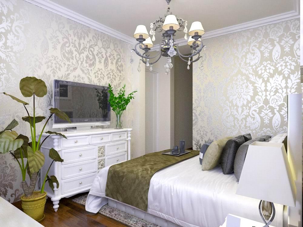 简约 二居 白领 收纳 旧房改造 80后 小资 卧室图片来自阳光力天装饰梦想家更爱家在屿东城2室2厅64.4㎡的分享