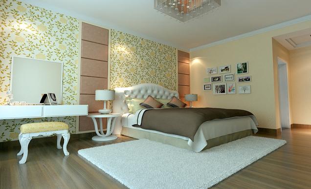 简约 混搭 三居 白领 收纳 小资 卧室图片来自bjsdgjzs在【尚都国际装饰】华业东方玫瑰的分享