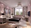 成都高度国际装饰设计-卧室