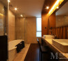 中海国际社区新中式风格设计卫生间