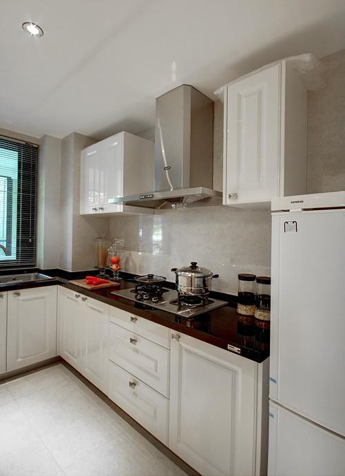 厨房图片来自佰辰生活装饰在198方大房华丽丽毕业了的分享
