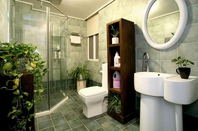 二居 白领 旧房改造 卫生间图片来自天津都市新居装饰有限公司在河西泰达园 中式 都市新居的分享