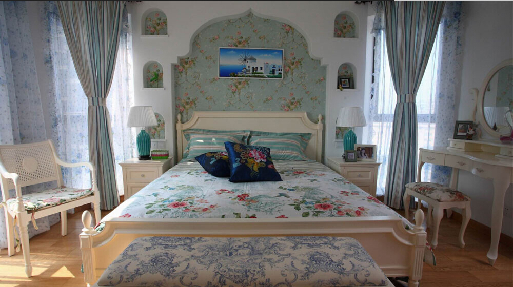 卧室图片来自亚光亚装饰在金地朗悦的分享