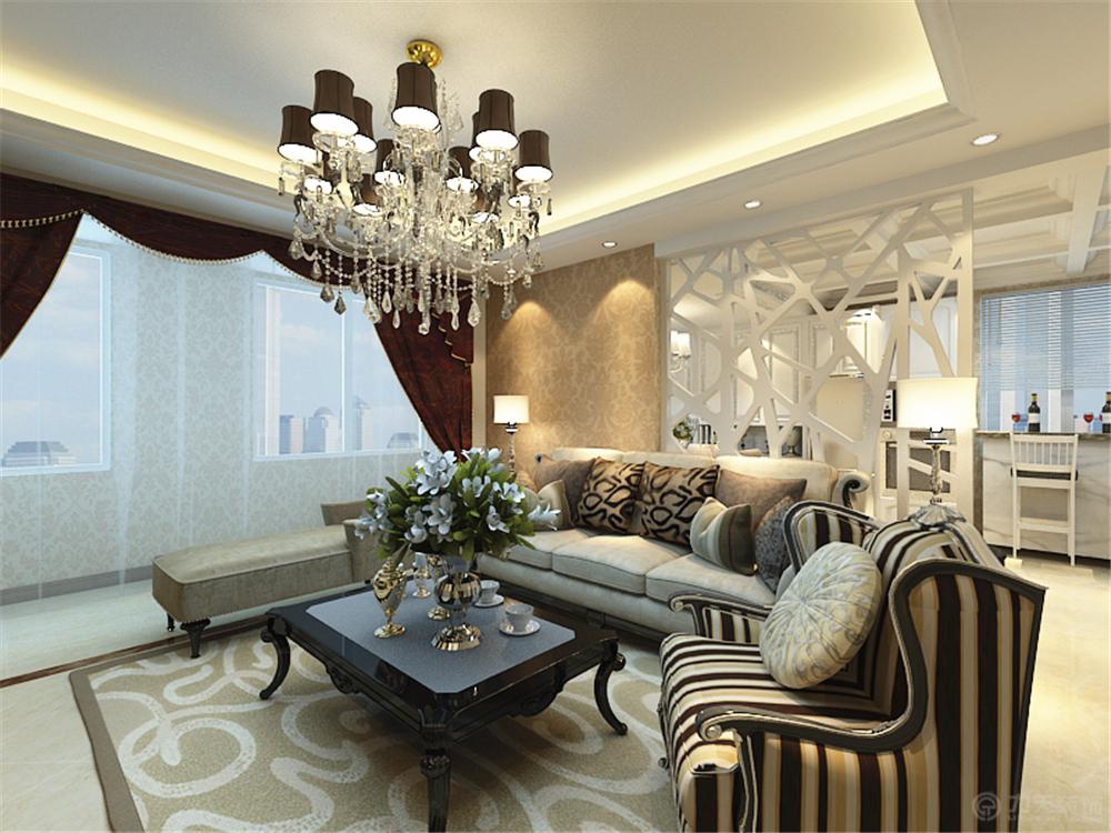 简欧 二居 白领 收纳 80后 小资 客厅图片来自阳光放扉er在亿城堂庭-120.9㎡-简欧风格的分享