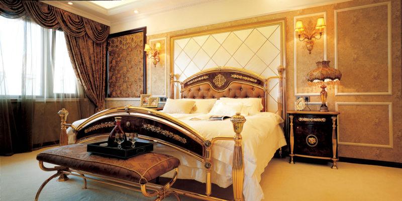 紫檀山紫苑 300平米 现代欧式 卧室图片来自cdxblzs在紫檀山紫苑 300平米 现代欧式的分享