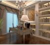 【今朝装饰www.xajzzs.cn】:西安新兴新庆坊-214平四室两厅三卫-简欧风格(本小区装修设计45套)