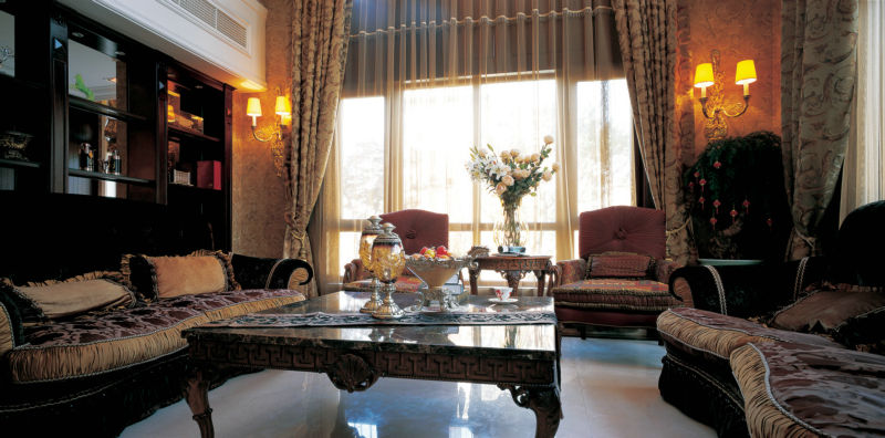 紫檀山紫苑 300平米 现代欧式 客厅图片来自cdxblzs在紫檀山紫苑 300平米 现代欧式的分享