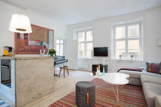 二居 白领 80后 客厅图片来自天津都市新居装饰有限公司在南开后现代城 工业 都市新居的分享