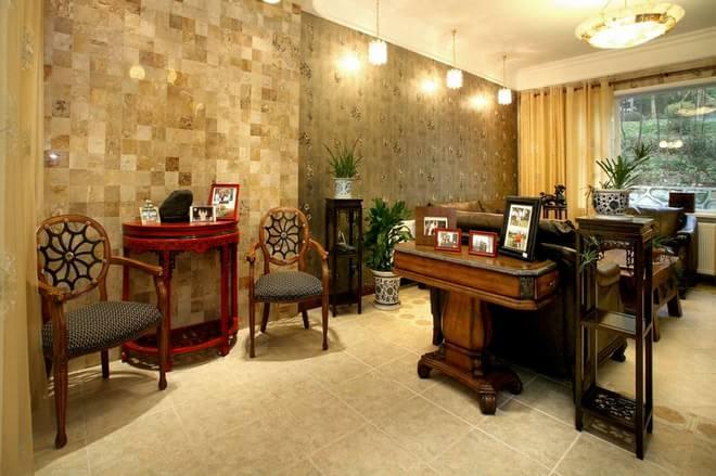 二居 白领 旧房改造 书房图片来自天津都市新居装饰有限公司在河西泰达园 中式 都市新居的分享