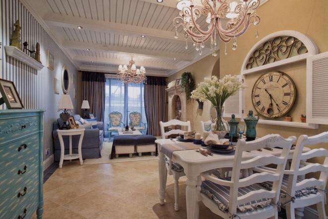 二居 旧房改造 餐厅图片来自天津都市新居装饰有限公司在天津装修 地中海风格 都市新居的分享