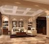 地下起居室 托斯卡纳风格 混搭风格 收房装修 成都高度国际 别墅装修